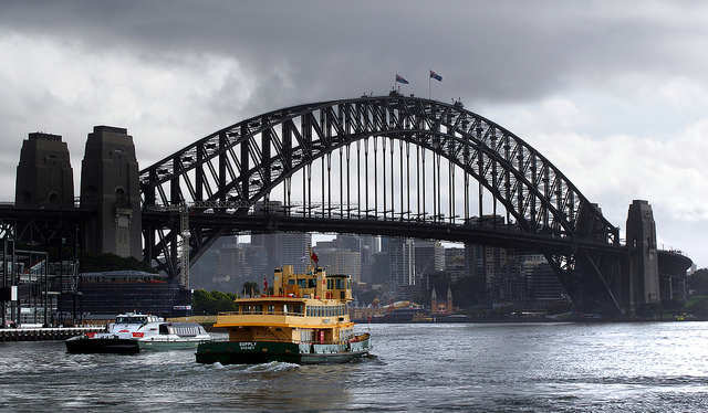 Harbour Bridge Image